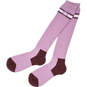 Isbjörn Snowfox Ski Socks Kids dusty pink